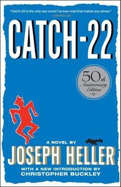 Catch-22: 50th Anniversary Edition by Joseph Heller,http://www.amazon.com/dp/1451626657/ref=cm_sw_r_pi_dp_a0fGsb0HFYWBP4WF