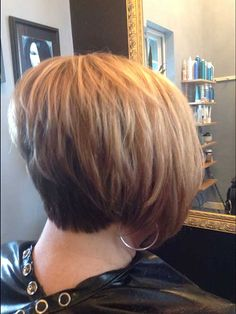 popular stacked bob haircut pictures - Wonderful Pictures Of Stacked Haircuts, Long Stacked Bob Hairstyles Hairstyles by Unixcode Intended for Distinctive Pictures Of Stacked Haircuts Bob Hairstyles 2018, Stacked Bob Hairstyles, Layered Bob Hairstyles, Short Hairstyles For Women, Bob Haircuts, Choppy Hairstyles, Medium Hairstyles, Braided Hairstyles, Wedding Hairstyles