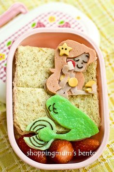 Zig and Sharko Bento