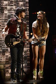 """Alex & Sierra The X Factor """"Best Song Ever"""" Video 11/20/13 #TheXFactorUSA  #AlexandSierra"""