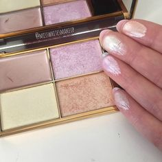Sleek Makeup Highlighting Solstice Palette Strobing Review Swatches