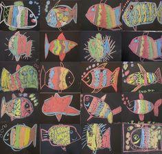 Kunstunterricht 2015 / 2016 - Schule Am Lindenberg