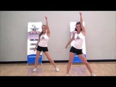 Cheer Dance Step-by-Step