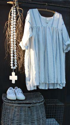 MegbyDesign French Linen Dress