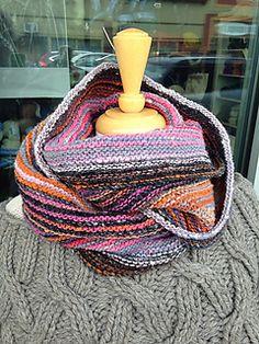 Ravelry: Close Knit (Portland) - patterns Cowl Scarf, Knit Cowl, Knitting Kits, Headbands, Knitting Patterns, Therapy, Ravelry, Crochet, Cowls