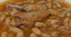 _Esta receta es de mi querido Albacete un plato sencillo y muy socorrido la perdiz la pongo escabechada y le da ese.... puntito del vinagreINGREDIENTES: 3 cuchraradas de aceite de oliva 1 cebolla grande 3diente de ajo 1 tomate maduro 1 cucharada de buen pimentón 1 bote grande de judias blancas cocidas 1 lata de perdiz en escabeche sal laurel ELABORACIÓN: pochar la cebolla el ajo y 2 hojas de laurel en el aceite de oliva añadimos el tomate pelado y troceado le damos unas vueltas en el