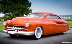 "1950 Mercury Custom ""Tradition"""