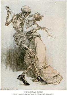 """""""The German Tango,"""" by Louis Raemakers"""