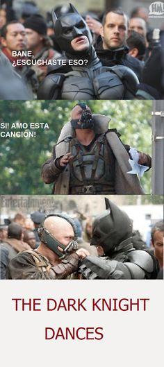 The Dark Knight Dances