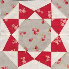 Top 10 favourites – Farmer's wife quilt sampler | Sewn Up by TeresaDownUnder