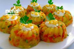 Porsiyonluk Yoğurtlu Patates Salatası