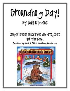 Groundhog Day! by Gail Gibbons