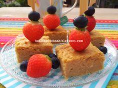 Karin aan de haak! Recept van deze Blije Blondjes vind je op mijn blog.