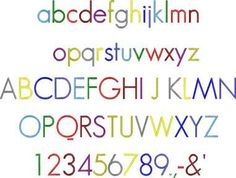 Skinny Block Embroidery Fonts | Apex Embroidery Designs, Monogram Fonts & Alphabets