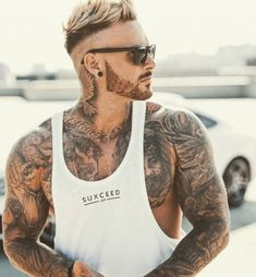 Best Beard Styles – 50 Latest Beard Styling Ideas for Swag - Sexy Beard Styles – 50 Latest Beard Styling Ideas for Swag The Effective Pictu - Popular Beard Styles, Best Beard Styles, Hair And Beard Styles, Short Hair Styles, Bruder Tattoo, Bart Styles, Sexy Bart, High Skin Fade, Tatted Men