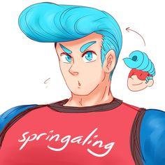 ARMS Spring Man