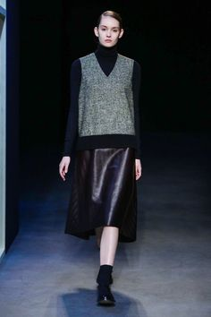 Gauchère Ready To Wear Fall Winter 2015 Paris
