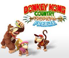 Précommander Donkey Kong Country Tropical Freeze sur Wii U avec 10% de réduction et frais de port gratuit !! ne tardez pas ;-)