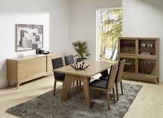 Skovby #08 Extension Dining Table