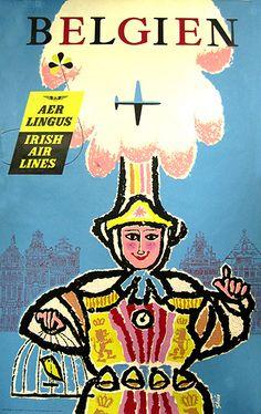 Aer Lingus _______________________________ Découvrez la Belgique ~ Belgie