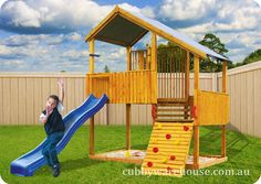 Jungle Tower  www.cubbywarehouse.com.au