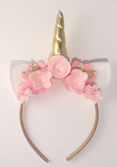 Unicorn Birthday party - Unicorn Head Piece - Sunny by LittleLapins on Etsy https://www.etsy.com/listing/473608472/unicorn-birthday-party-unicorn-head | Beautiful Cases For Girls