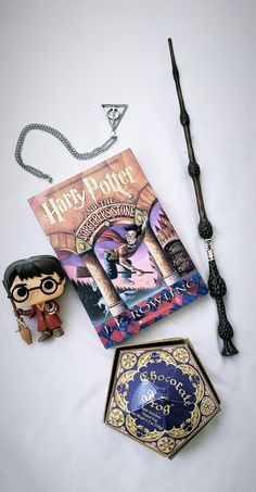 Harry Potter and the sorcerer's stone ⚡