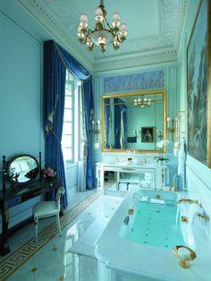 Ванная комната отеля Shangri-La