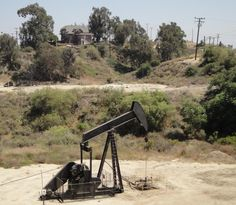 The Baldwin Hills Oil House, Los Angeles