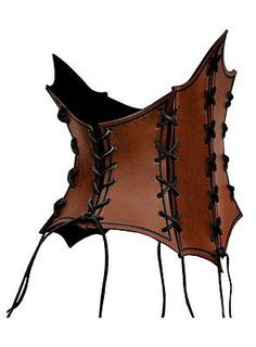 Sharp lines. Leather Bustier, Leather Lingerie, Leather Armor, Wide Leather Belt, Grandeur Nature, Leather Carving, Steampunk, Carnival Costumes, Larp