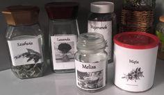 jak robić pojemniki na domowe zioła