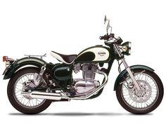 """Kawasaki Estrella """"Solo"""" (1994)"""