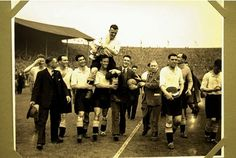 Derby County 1946 FA Cup hero Reg Harrison celebrates his 90th birthday | Long…