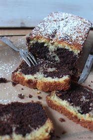 Neulich im Leben: Marmorkuchen, super saftig