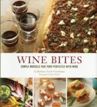 """Read """"Wine Bites 64 Simple Nibbles That Pair Perfectly with Wine"""" by Barbara Scott-Goodman available from Rakuten Kobo. Wine Bites is an inspiring cookbook for those who entertain casually and frequently. More than 60 recipes for simple, ta. Fried Squash Blossoms, Grilled Fruit, Wine Tasting Party, Cheese Party, B 13, Wine Cheese, In Vino Veritas, Tasty Dishes, Wine Recipes"""