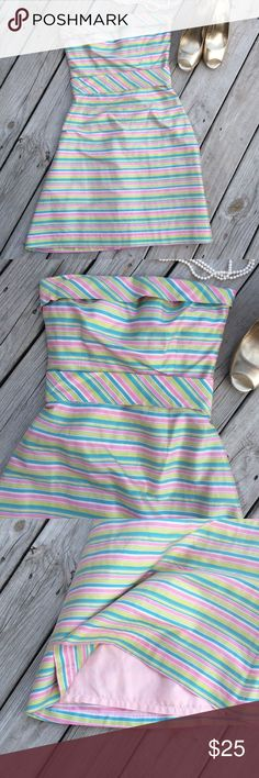 Prepare to be admired! This is an absolutely gorgeous raw silk dress, purchased at a boutique.  Fully lined, sash is removable! CK Bradley Dresses