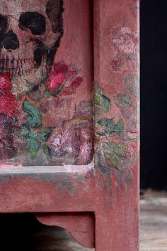 Annie Sloan Chalk Paint, Decoupage, Painting, Image, Design, Art, Art Background, Painting Art, Kunst