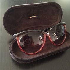 Tom Ford Josephine Sunglasses Tom Ford Sunglasses Tom Ford Accessories Sunglasses