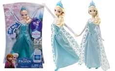 Disney Frozen Singing Elsa Doll Review - Disney Frozen Singing Elsa Doll Review - When it comes to finding a perfect toy for a 3 to 5 year old child, you can never go wrong with any type of Disney toy. Disney toys are one of the most popular types of toys that are sold and bought in the market.