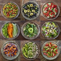 Guide To Healthy Eating: Simple Nutrition Tips. Everyone would like to eat a healthier diet. However, many think it is too difficult to eat healthy. Your diet doesn't have to be completely different. Whole Foods, Whole Food Recipes, Diet Recipes, Healthy Recipes, Diet Tips, Salad Recipes, Healthy Options, Recipes Dinner, Lunch Recipes