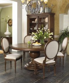 Centerpiece For Dining Table Home Gallery S Formal Tables Round Pedestal