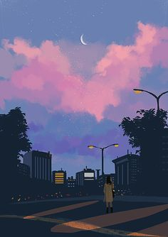 Ideas For Anime Art Fondos Art And Illustration, Aesthetic Art, Aesthetic Pictures, Aesthetic Anime, Vaporwave Wallpaper, Aesthetic Backgrounds, Aesthetic Wallpapers, Animes Wallpapers, Cute Wallpapers