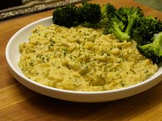 Butternut Cashew Risotto. Perhaps the perfect cold weather side dish to warm your soul
