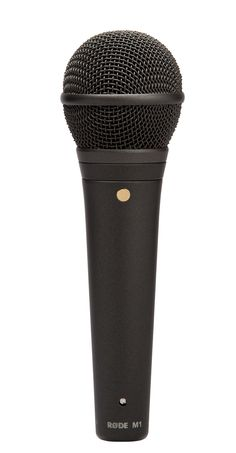 M1 Live performance cardioid dynamic microphone with lifetime warranty - Live dynamic vocal microphone - High output neodymium capsule - Cardioid polar pattern - Balanced, low impedance output - Ergon