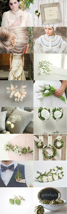 Spring Wedding by Dorota on Etsy--Pinned with TreasuryPin.com