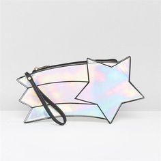 Laser star bag