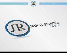 JR Group Logo Design