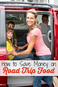 How to Save Money On Road Trip Food