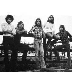 """The Eagles  """"There are stars in the southern sky..."""""""