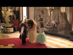 1 minute Trailer Video of The Disney Dream Christening Voyage